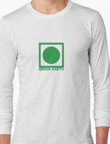 Green Earth Long Sleeve T-Shirt
