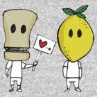 Lemon Love by gillianjaplit