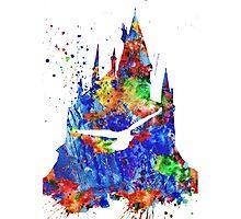 Harry Potter Hogwarts Castle Photographic Print