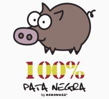 100% Pata Negra - KINO's cousin from Jabugo T-Shirt