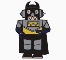 Bat-Bot One Piece - Short Sleeve