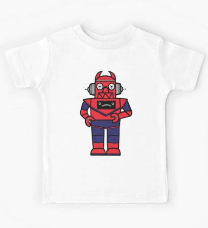 Spider-Bot Kids Tee