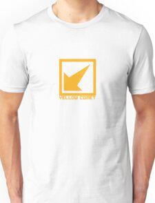 Yellow Comet Unisex T-Shirt