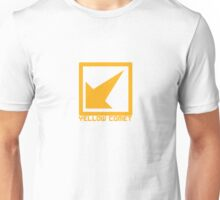 Yellow Comet Unisex T-Shirt