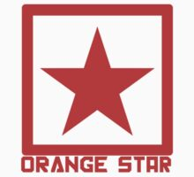 Orange Star by benenor90