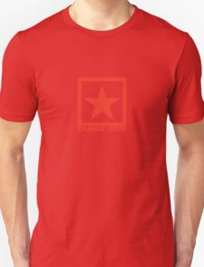 Orange Star Unisex T-Shirt