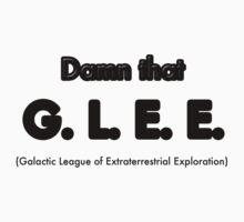 Damn That G.L.E.E. by Jboo88