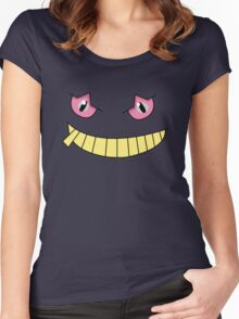 Pokemon Banette Face  Women's Fitted Scoop T-Shirt
