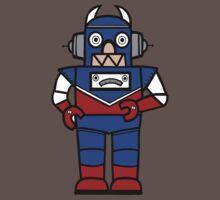 Captain-Bot One Piece - Short Sleeve
