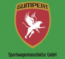 Gumpert Logo by David Dellagatta
