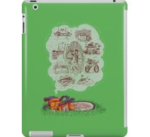 The Dreams of Wonder Chainsaw iPad Case/Skin