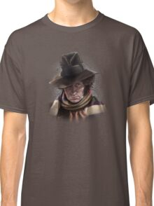 Fourth Doctor - Tom Baker Classic T-Shirt