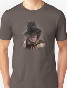 Fourth Doctor - Tom Baker T-Shirt