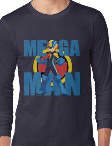 Mega Emblem Long Sleeve T-Shirt