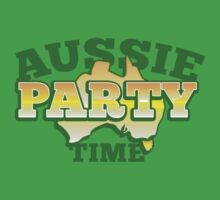 AUSSIE PARTY TIME! by jazzydevil