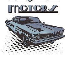 Big Jim's Motors by CatAstrophe