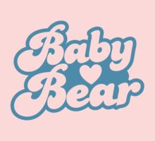 Baby Bear super cute baby design by jazzydevil