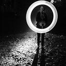 Light Circle by Chris Richards
