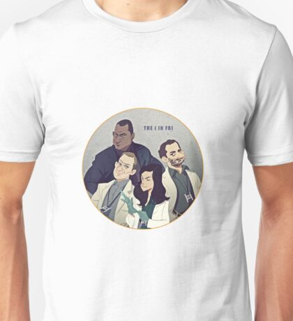 The Crawford Team Unisex T-Shirt