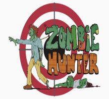 Zombie Hunter by Skree