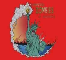Zombies of America One Piece - Long Sleeve