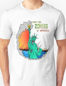 Zombies of America T-Shirt