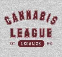 Cannabis League  by BroadcastMedia