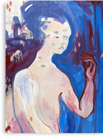 Kiyone by Leslie Ann Valerio