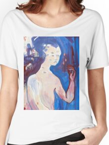 Kiyone Women's Relaxed Fit T-Shirt