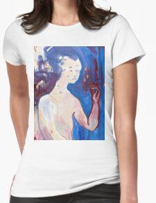 Kiyone Womens Fitted T-Shirt