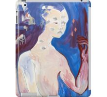 Kiyone iPad Case/Skin