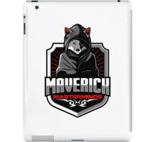 Maverick Masterminds iPad Case/Skin