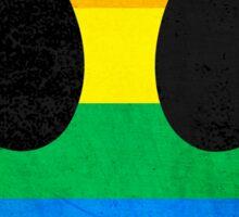 Rainbow Rebellion Sticker