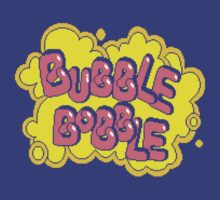 Bubble Bobble by loogyhead