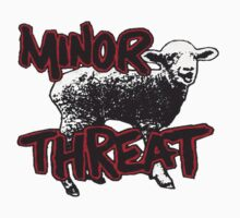 Minor Threat Sheep by RumPunch