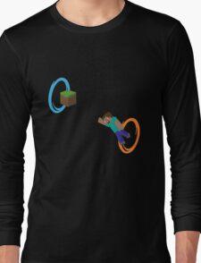 PortalCraft Long Sleeve T-Shirt