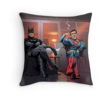 DC Legal Throw Pillow