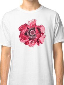 PINK/RED TEE SHIRT/KIDS TEE/STICKER Classic T-Shirt