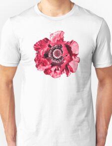 PINK/RED TEE SHIRT/KIDS TEE/STICKER Unisex T-Shirt