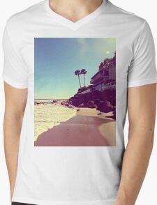 Beach House Mens V-Neck T-Shirt