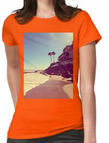 Beach House Womens Fitted T-Shirt