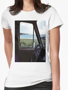 Joy Ride Womens Fitted T-Shirt