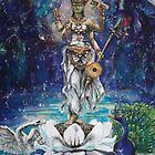 Saraswati  by Tilly Campbell-Allen