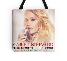 CARRIE UNDERWOOD THE STORYTELLER TOUR Tote Bag