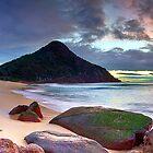 Inner Zen by Maxwell Campbell