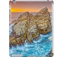 Pacific Ocean Oregon Coast HDR iPad Case/Skin