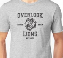 The Overlook Lions  Unisex T-Shirt