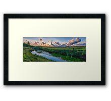 Grutte Wielen Framed Print
