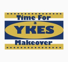 YKES: Time for a Makeover by DonDavisUK