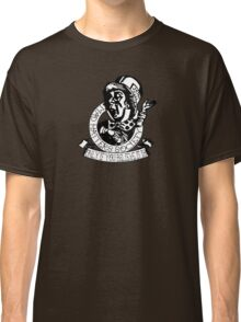 Mad Hatters Society  Classic T-Shirt